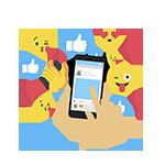 redes-sociais mobile